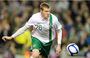 James McClean: a load of poppycock