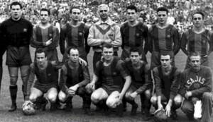 Cesar, Barca's forgotten talisman