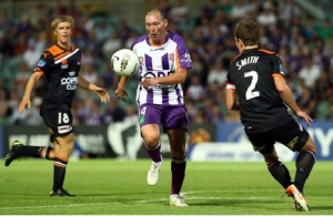 Brisbane Roar Perth Glory