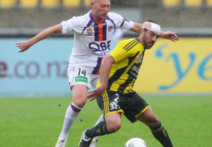 Perth Glory Wellington Phoenix