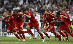 A Game of Thrones: Bayern Munich v Real Madrid