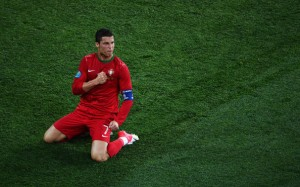 At 2012′s end, who are the world's top 12 active footballers?