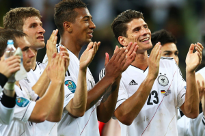 Euro 2012: Germany ready to rule the world