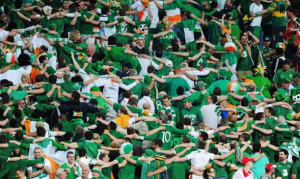 What if the Olympics had an all-Ireland football team?