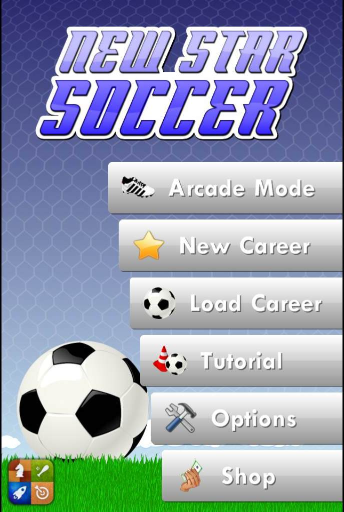 New Star Soccer 2 Back Page Football