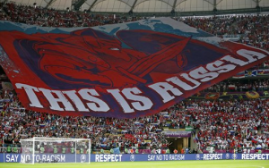 Russian turmoil - football in crisis