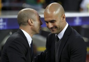 di matteo and guardiola