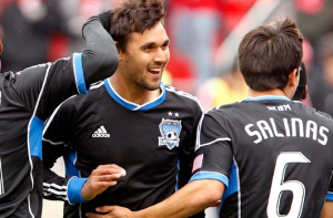 Wondolowski San Jose MLS