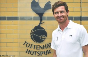 To dare is to do: Tottenham's appointment of André Villas-Boas
