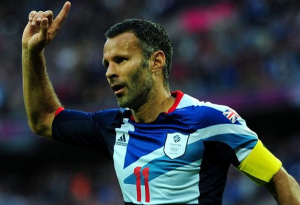 Giggs Team GB