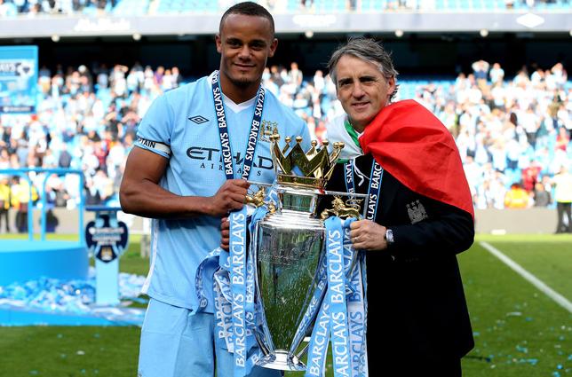 Manchester City Champions