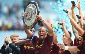 Is there a silver season ahead for Man City?