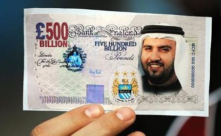Battle of the Middle Eastern money men