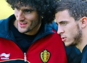 Beware the Belgians in blue