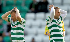 The rapid decline of Shamrock Rovers
