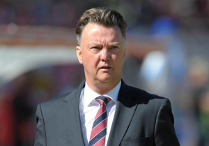 Louis Van Gaal's 'Baptism of Fire'