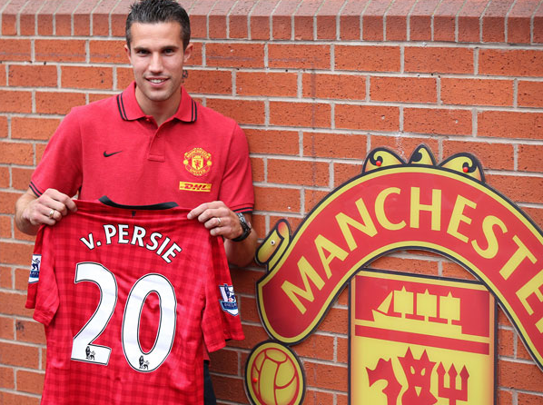 The rise and rise of Robin van Persie