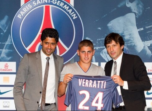 Is France the answer for Marco Verratti?