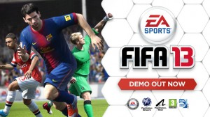 Get your FIFA 13 demo!