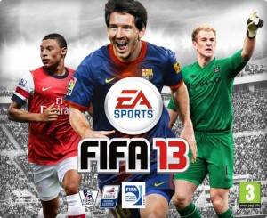 Marketing push for FIFA 13 visits football teams across the globe