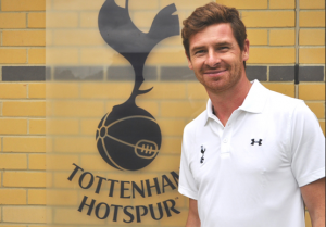 Villas-Boas Spurs