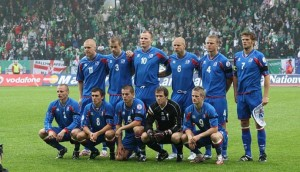 Icelandic football - far from crisis