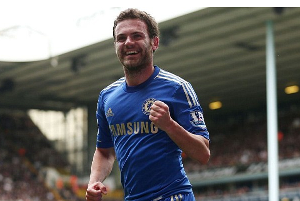 The Curious Case of Juan Mata