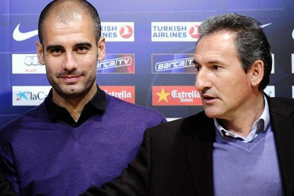 Guardiola awaits? Manchester City's bold reshuffle