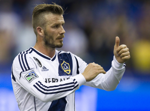 David Beckham: A Hitchhike