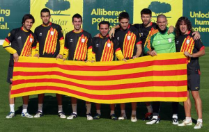 Catalonia: Mixing football and politics