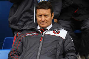 Danny Wilson Sheffield United