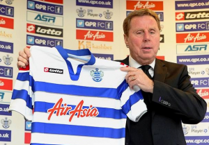 Harry Redknapp's QPR revival