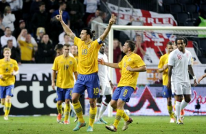 Is Ibrahimović's goal v England one of the best ever?