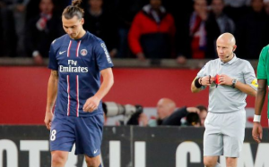 Parisians taste first defeat of the season