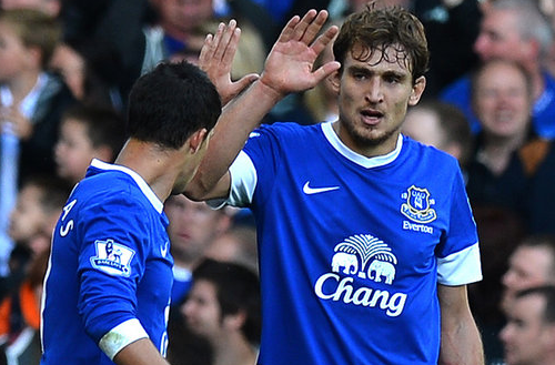 Jelavic Everton