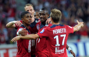 Lille bounce back from German defeat
