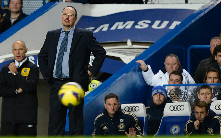Rafa at Chelsea; Time for the facts.