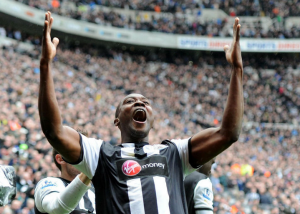 Ameobi Newcastle