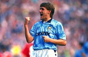 City thrash United '89