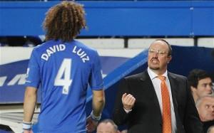 David Luiz: The reborn defensive midfielder