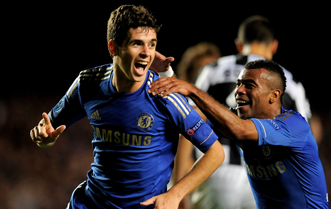 Chelsea's good results mask Oscar's downturn