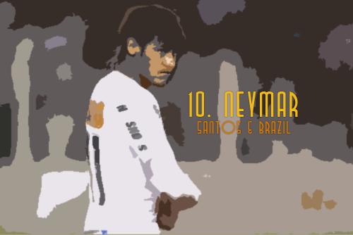 10Neymar