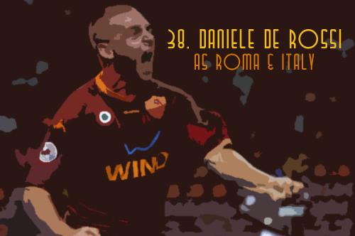 38DanieleDeRossi