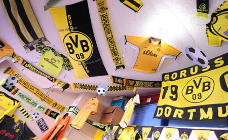 Dortmund merchandise