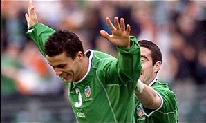An ode to Ian Harte and the desire to represent one's country