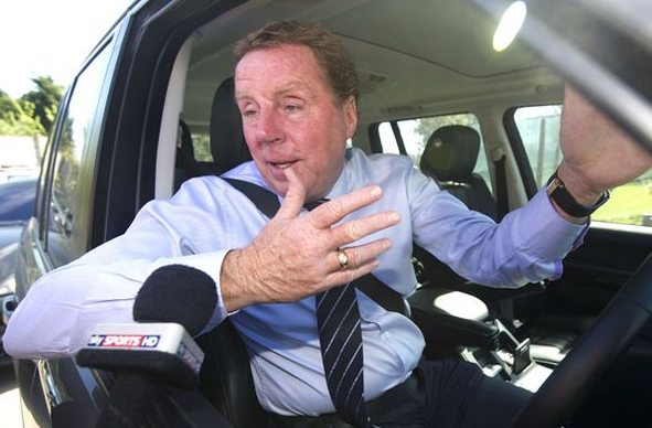 Redknapp deadline day