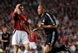 Ten Years Gone: Real Madrid v Manchester United revisited