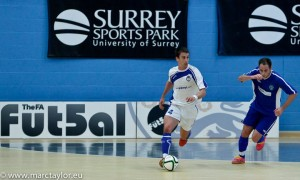 Futsal is the key to England ending the years of hurt
