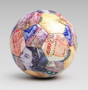 Football sold its soul for money