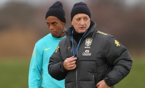 Ronaldinho and Scolari: An unbreakable bond